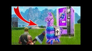 10,000 IQ Vending Machine Plays | Fortnite Funny And WTF Moments Ep.78 #LOWI