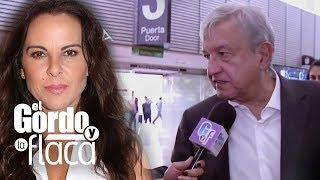 El presidente de México ya tiene su posición frente al escándalo de Kate del Castillo | GYF