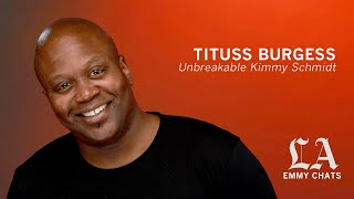 Tituss Burgess of 'Unbreakable Kimmy Schmidt' will play Titus Andromedon just once more
