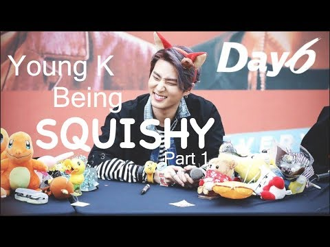 DAY6 Young K Squish Pt. 1