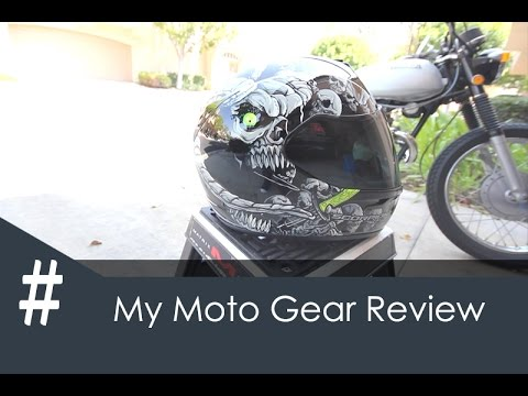 Moto Gear review, Scorpion helmet, Speed and Strength jeans and more