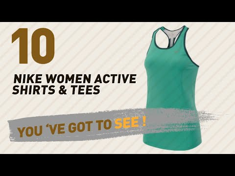 Nike Women Active Shirts Tees Top Collection New Popular