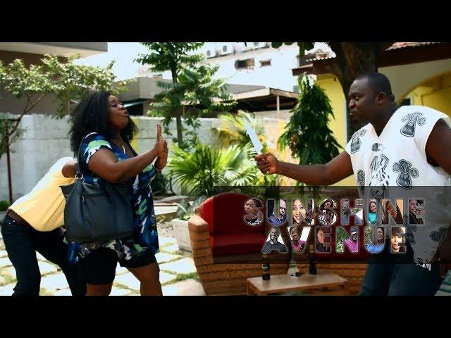 Sunshine Avenue S02E26 - Pundit | TV SERIES GHANA