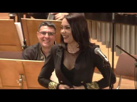 """ANA-MARIA STOIAN - Concert cu Orchestra Nationala Radio BNR din Bulgaria"" [Material Finit-2018]"