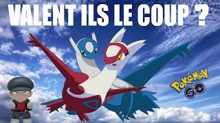 Pokemon Go Latias et Latios valent-ils le coup ?