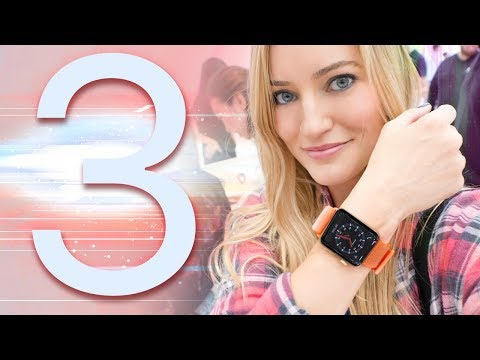 *New* Apple Watch Series 3!