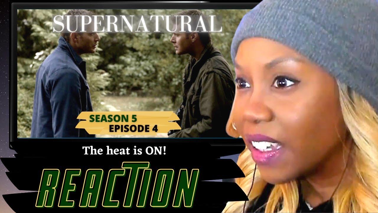 "Download SUPERNATURAL - Season 5 Episode 4 |5 x 4| ""The End""| SPOILER REACTION & REVIEW"