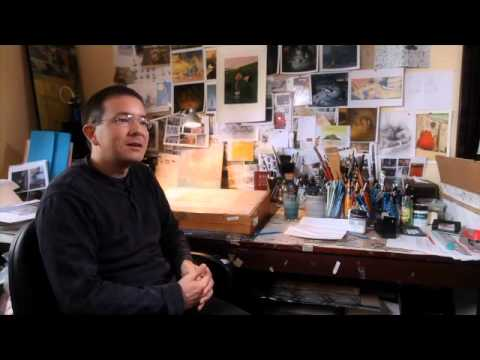 Shaun Tan interviewed by William McInnes.mov