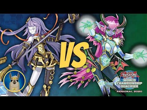 Yu-Gi-Oh! Subterror VS Orcust (round 6 WCQ Nancy)