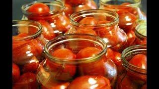 Как я Храню помидоры всю зиму без морозильной камеры! А ЗИМОЙ ГОТОВЛЮ ВКУСНЕЙШИЙ САЛАТ!!!