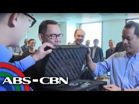 TV Patrol: ABS-CBN as the first receiver of YouTube Diamond Creator Award in the Philippines