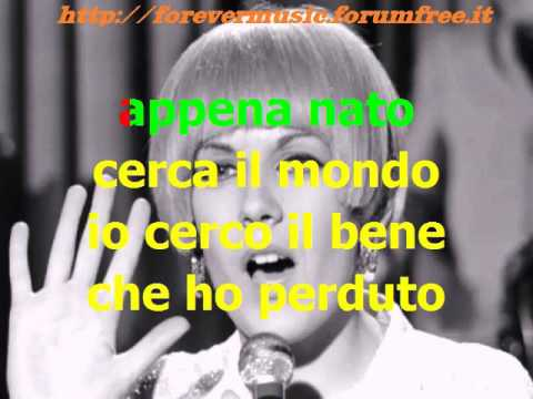 Caterina Caselli - Tutto nero - KARAOKE