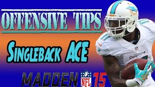 Madden 15 SingleBack Ace Scheme| Blue Crush Offensive Guide Promo