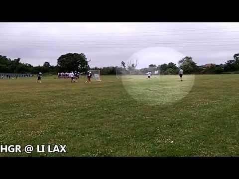 2015 Lacrosse Summer highlights - Connor Desharnais