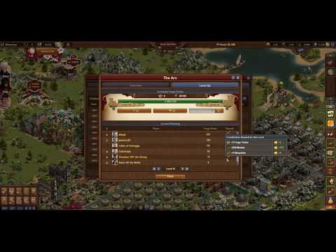 How To Get The Arc (And Other Advanced Great Buildings) While In Early Ages In Forge Of Empires