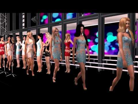 Miss Sim Universe 2014 - Preliminary Competition [1/3]