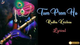 Tum Prem Ho Tum Preet Ho Full Song |Lyrical | Radha Krishna | DJ AMAN MIX