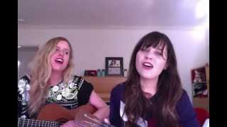 "Videochat Karaoke with Zooey Deschanel + Abigail Chapin - ""If I Could Only Win Your Love"""