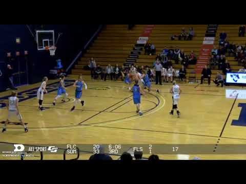 Hardrocker WBB Highlights vs. Fort Lewis College