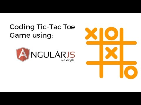 Create Simple Tic-Tac-Toe Game using Angular2 and Materials with ng-cli?