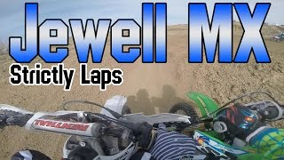 Jewell Motocross | Strictly Laps 2/21/2016 | 2012 KX450F