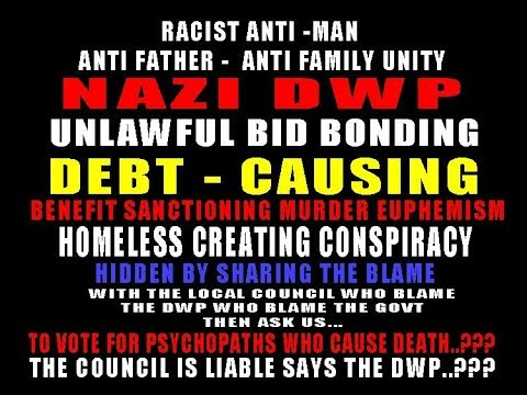 NAZI DWP agree council liable for debts 2016...???