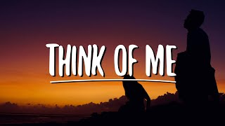 The Veronicas - Think Of Me (Lyrics)