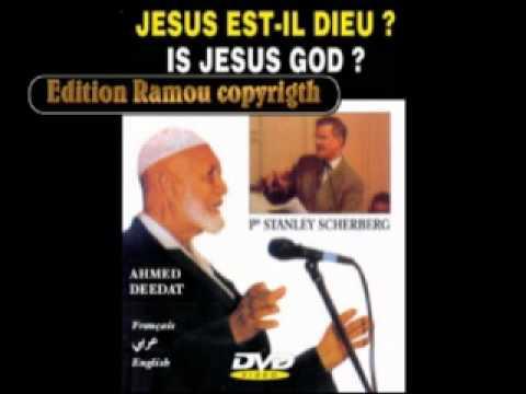 """Résultat de recherche d'images pour """"ahmed deedat jesus est il dieu"""""""