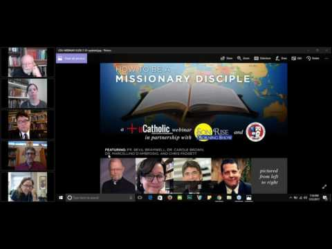 How to be a Missionary Disciple