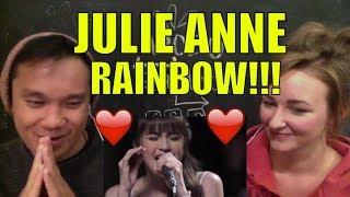 Julie Anne San Jose – Rainbow REACTION