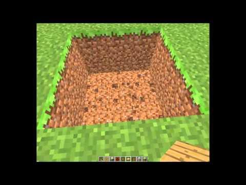 Minecraft Gizli Ev