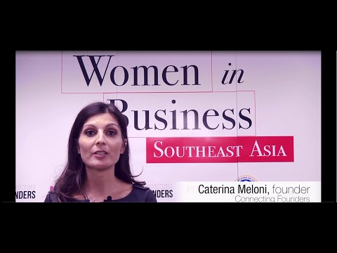 Caterina Meloni - Women in Business Southeast Asia