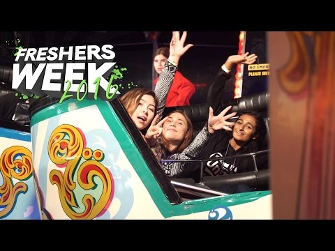 Freshers Week 2016: Pier Party [University of Sussex]