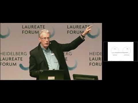 5th HLF – Lecture: John E. Hopcroft
