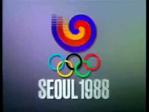 Seoul 1988 - SORTO Broadcast Opening Sequence