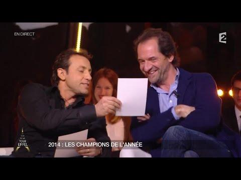Philippe Candeloro lit une chronique de Stéphane De Groodt
