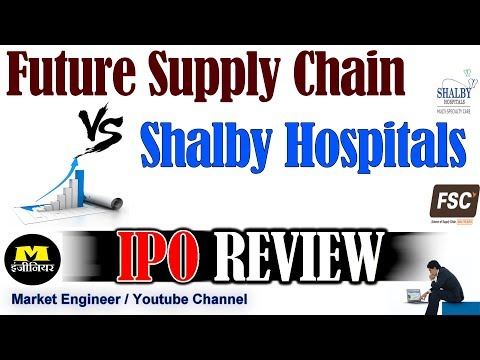 Shalby Hospital IPO vs Future Supply Chain Solutions IPO