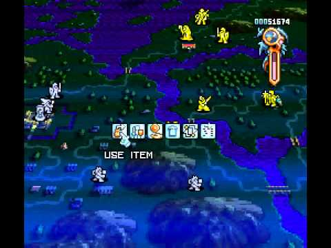 SNES Longplay [271] Ogre Battle (Part 1 Of 12)