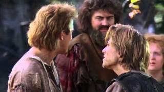 Робин Гуд: Принц воров — Разговор Робина и Уилла