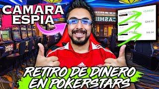 Así grabaré dentro del casino y todo sobre retirar dinero de pokerstars | PKM