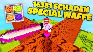 KRASSES DOOM COOKIE OP SCHWERT | LUCKY BLOCKS WALL