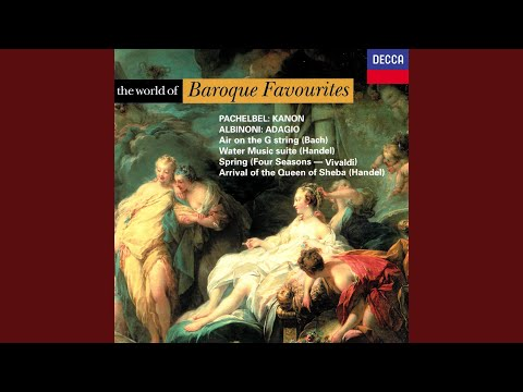 Purcell: Ciacona in G minor, Z.730