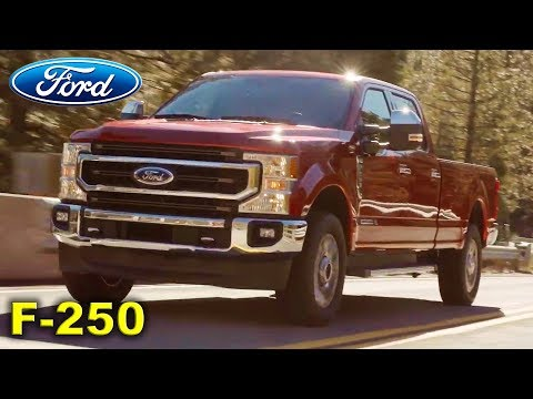 2020 Ford F-450 Super Duty Limited | Driving, Interior, Exterior