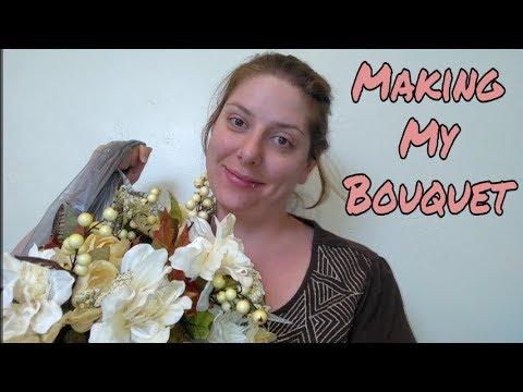 making-my-wedding-bouquet