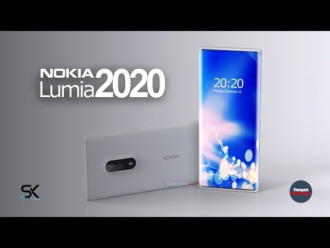 NOKIA Lumia (2020) Introduction!!!