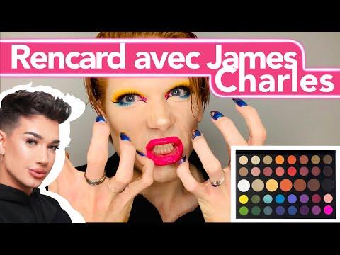 Rencard avec James Charles - On se badigeonne la face !!! thumbnail