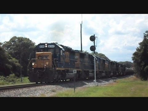 Locomotive hook up