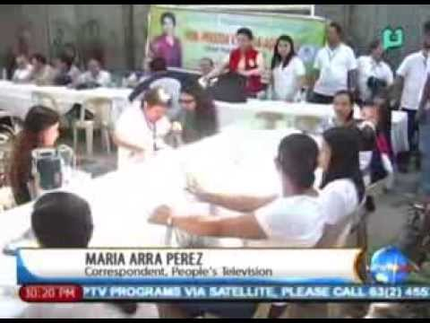 Taguig City Jail inmates benefit from free legal assistance, medical mission || Jan. 16, '14