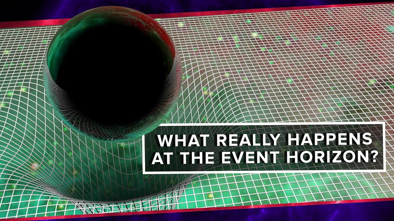 What Happens at the Event Horizon? | Space Time | PBS Digital Studios