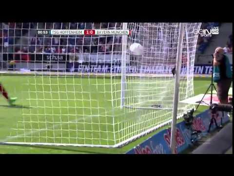 Hoffenheim - Bayern  Highlights Bundesliga
